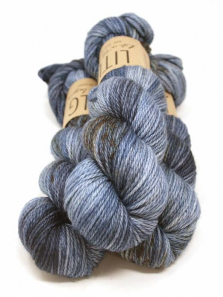 LITLG Aran - Blue Silver