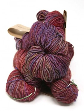 Tosh Merino Light - Alizarin 205