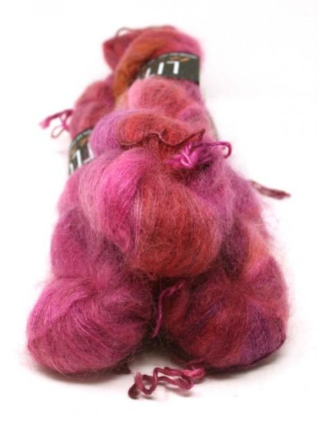 LITLG Mohair Silk Lace - Lush