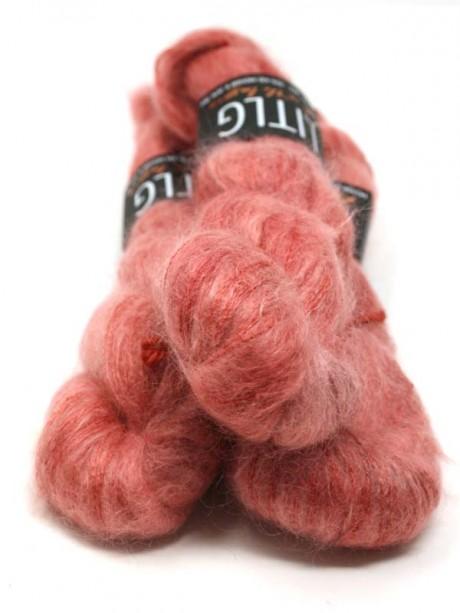 LITLG Mohair Silk Lace - Henna Rose