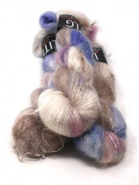 LITLG Mohair Silk Lace - Ripple