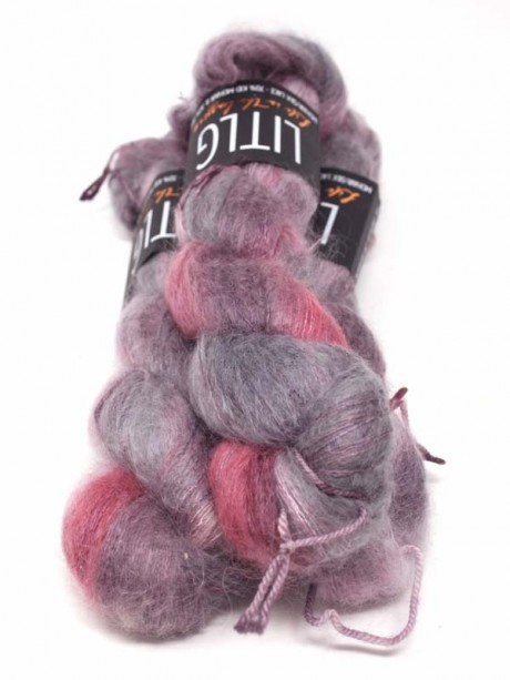 LITLG Mohair Silk Lace - Soulskin