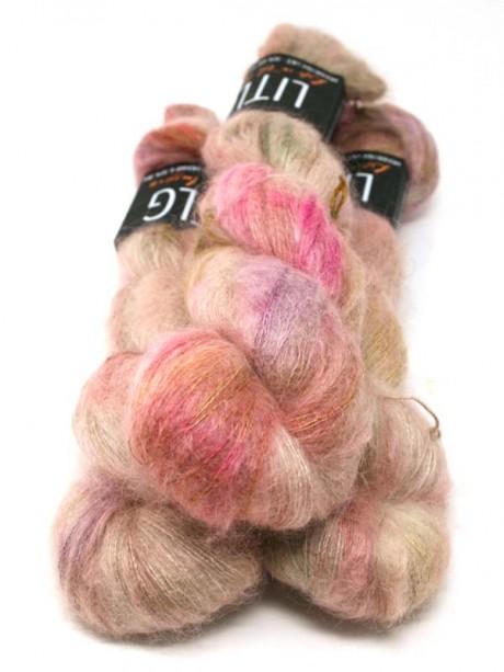 LITLG Mohair Silk Lace - Podzolic