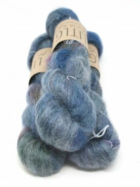 LITLG Mohair Silk Lace - Harbour