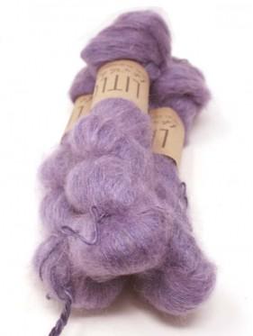 LITLG Mohair Silk Lace - Linen