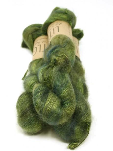 LITLG Mohair Silk Lace - Hillside