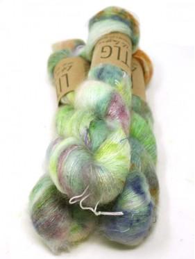 LITLG Mohair Silk Lace - Chlorophyl