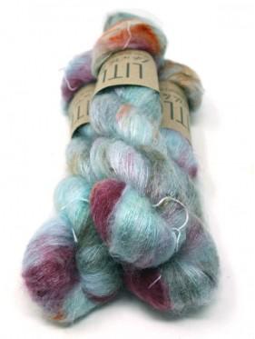 LITLG Mohair Silk Lace - Sky Swam