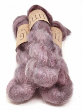 LITLG Mohair Silk Lace - Crush