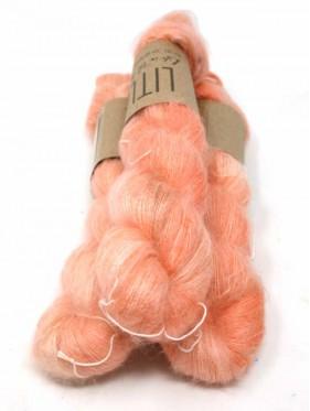 LITLG Mohair Silk Lace - Peach