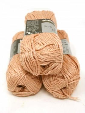 Soft Linen Mix - 23 Apricot