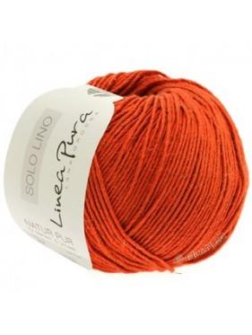 Solo Lino - Orange 16