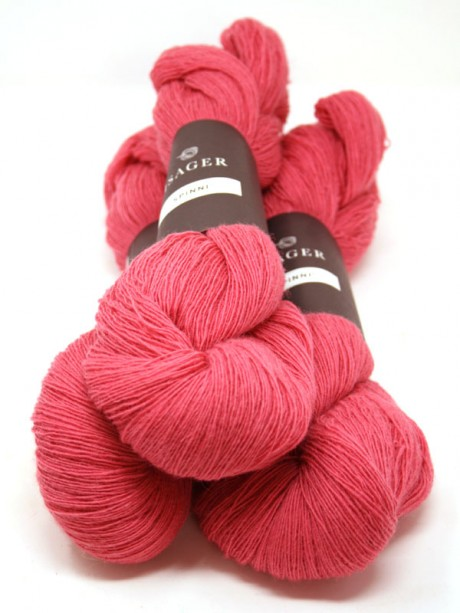 Spinni + Spinni Tweed - Poppy Pink 19S