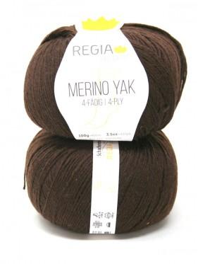 Regia - Merino Yak Premium Chocolate 7522