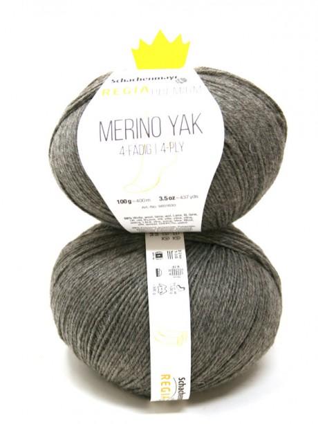 Regia - Merino Yak Premium Kiesel 7511