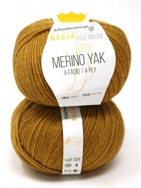 Regia - Merino Yak Premium Gold 7504