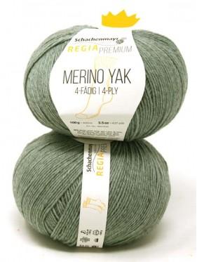 Regia - Merino Yak Premium Mint 7513