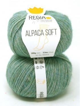 Regia - Premium Alpaca Soft 62 Mint