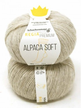 Regia - Premium Alpaca Soft 02 Natural