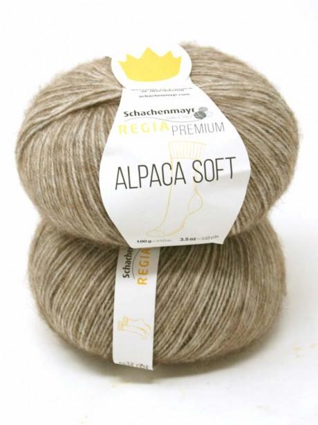 Regia - Premium Alpaca Soft 20 Camel