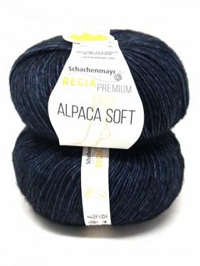 Regia - Premium Alpaca Soft 55 Blue