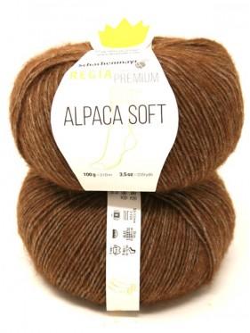 Regia - Premium Alpaca Soft 25 Toffe