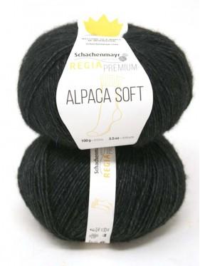 Regia - Premium Alpaca Soft 99 Black