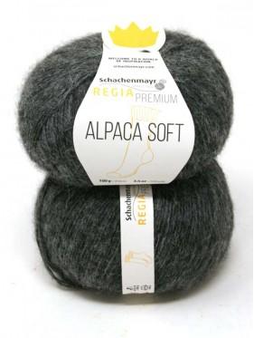 Regia - Premium Alpaca Soft 95 Antracita