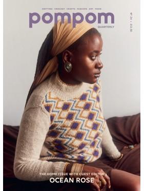 Pom Pom Magazine Issue 34 Automn Preventa
