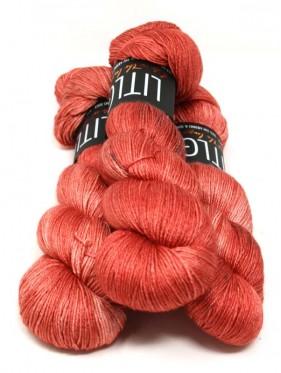 LITLG Silk Merino - Henna Rose