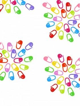 Hiya Hiya - Locking stitch markers