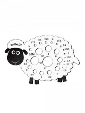 Hiya Hiya - Sheep needle gauge