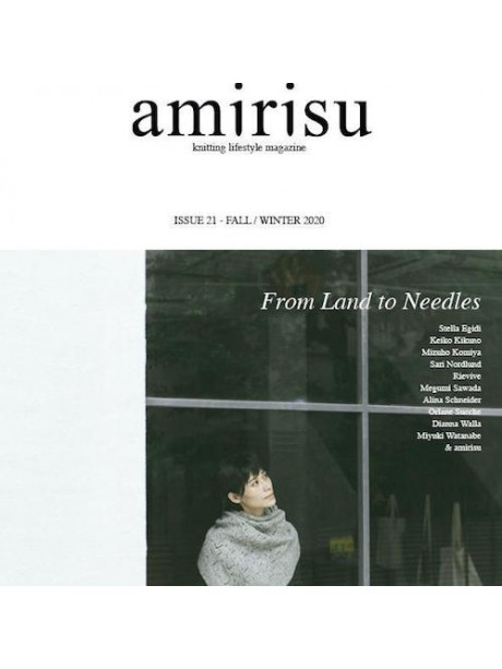 Amirisu - Issue 21