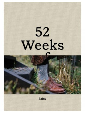 Laine Magazine - 52 Weeks of Socks
