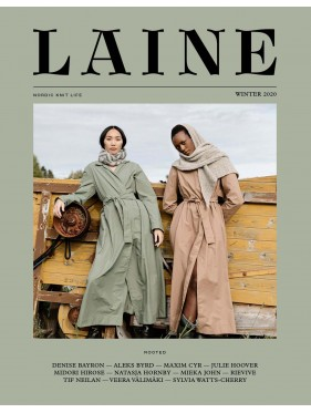 Laine Magazine - Issue 10 Winter 2020 presale