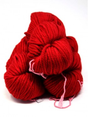 Chunky - Ravelry Red