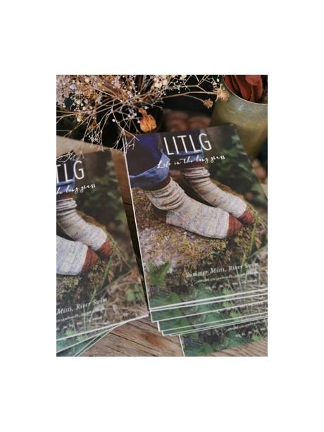 Litlg Book - Through the Trees