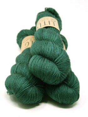 LITLG Fine Sock - Emerald Eve