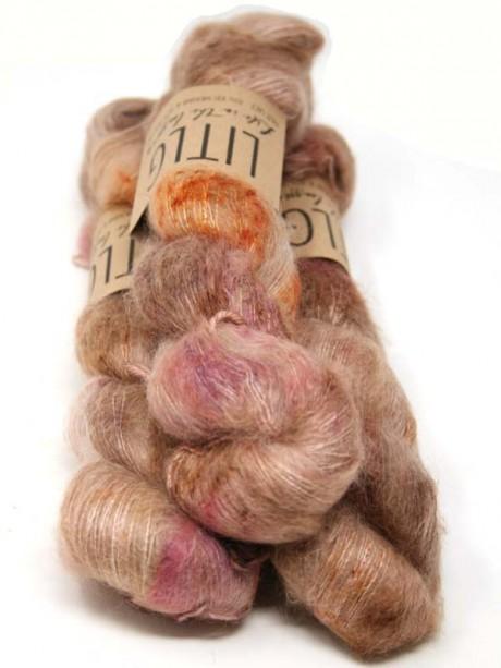 LITLG Mohair Silk Lace - Loam