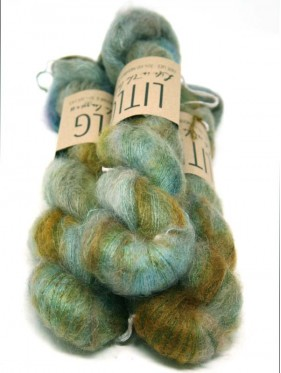 LITLG Mohair Silk Lace - Firefly