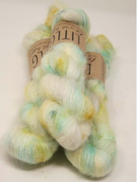 LITLG Mohair Silk Lace - Picknit special colour - Pradera