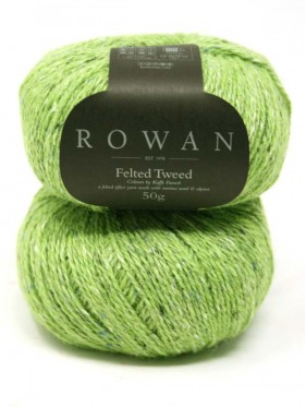 Felted Tweed DK - Lime 213