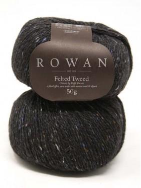 Felted Tweed DK - Black 211
