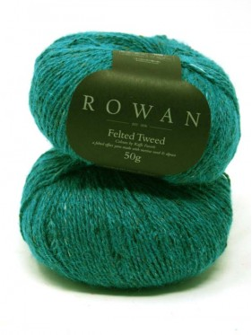 Felted Tweed DK - Turquoise 202