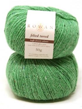 Felted Tweed DK - Vaseline Green 204
