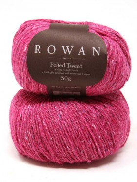 Felted Tweed DK - Pine 158