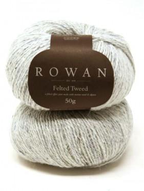 Felted Tweed DK - Alabaster 197