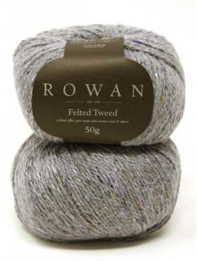 Felted Tweed DK - Granite 191