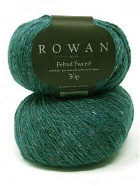 Felted Tweed DK - Bottle Green 207