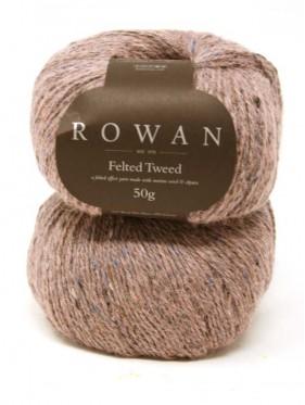 Felted Tweed DK - Rose Quartz 206